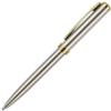 Ручка шариковая автоматическая металлическая Delgado Classic Steel