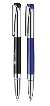Ручка роллер автоматическая металлическая Visir RB