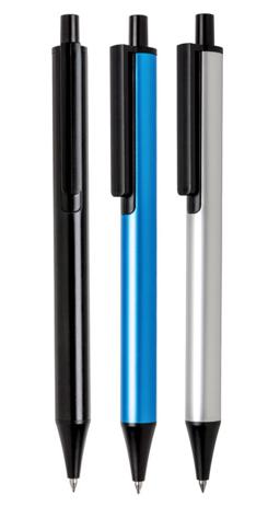 Ручка шариковая автоматическая металлическая X5