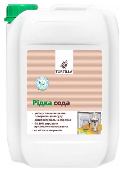 Сода жидкая TORTILLA 4,7л