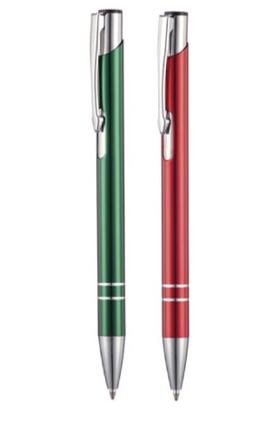 Ручка шариковая автоматическая металлическая Ving-1 PRESTIGE (2 цвета)