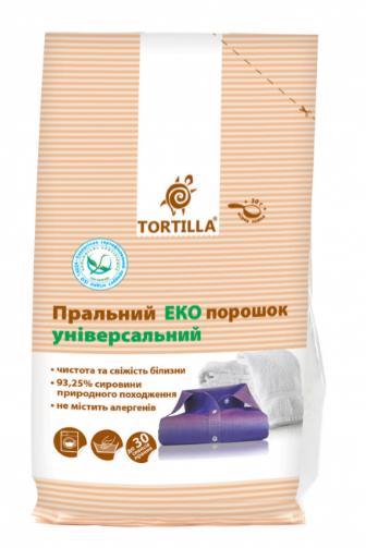 Стиральный ЭКО порошок TORTILLA универсальный 1,5кг