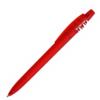 Ручка шариковая автоматическая пластиковая Igo Color (7 цветов) 62261