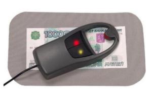 Детектор валют инфракрасных и магнитных меток