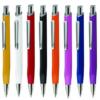 Ручка шариковая автоматическая металлическая Kobi Lux PRESTIGE (8 цветов)