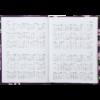 Ежедневник датированный 2022 PARALLEL, А5, синий 62137