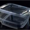 Пищевой контейнер ПС-161+крышка(ПС 16) 350мл 13х9,5х3,3см 700шт