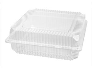 Пищевой контейнер для торта с крышкой SL-442, 30х30х9см, 1шт