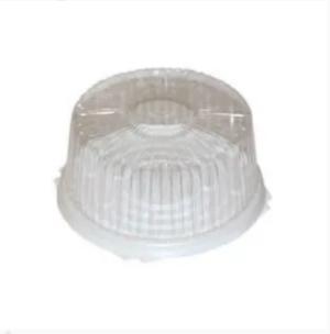 Пищевой контейнер для торта с крышкой SL-211, d=27х11,5см, 1шт