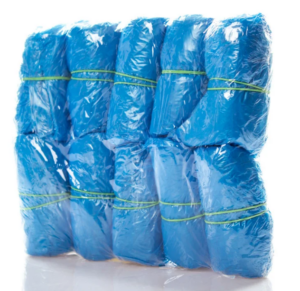 Бахилы медицинские 50 пар (100шт), синие 2,5г