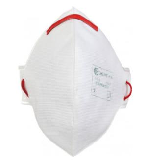 Респиратор FFP3 Днепро-3N белый, без клапана