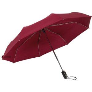 Зонт карманный автомат Express диаметр 100 см, бордо