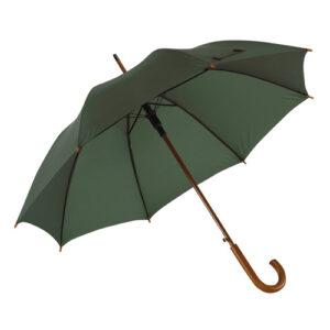 Зонт трость автомат Tango диаметр 103 см, темно-зеленый
