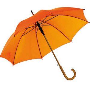 Зонт трость автомат Tango диаметр 103 см, оранжевый