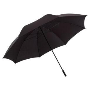 Зонт большой тип golf Concierge, диаметр 180 см, черный