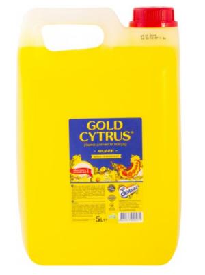 Средство для посуды GOLD Cytrus 5л, в ассортименте