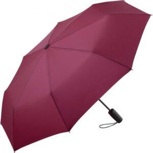 Зонт мини автомат FARE диаметр 98 см, бордовый