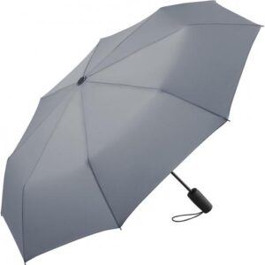 Зонт мини автомат FARE диаметр 98 см, серый