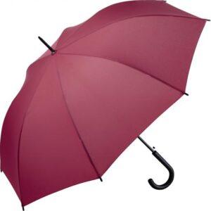 Зонт трость автомат FARE диаметр 100см, бордовый