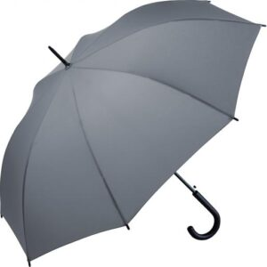 Зонт трость автомат FARE диаметр 100см, серый