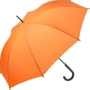 Зонт трость автомат FARE диаметр 100см, оранжевый