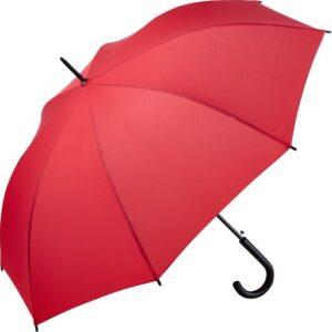 Зонт трость автомат FARE диаметр 100см, красный
