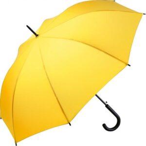 Зонт трость автомат FARE диаметр 100см, желтый