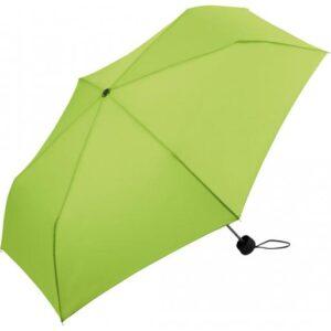 Зонт мини неавтомат FARE AluMini-Lite диаметр 90 см, лайм