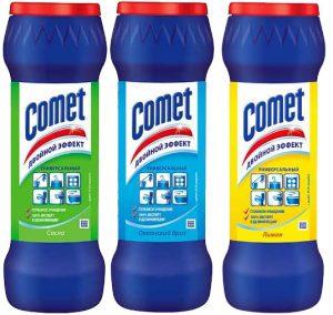 Порошок для чистки COMET, 400г