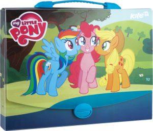 Портфель-коробка А4 Little Pony LP15-209K