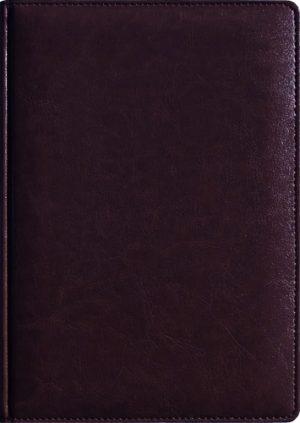 Обложка ТЕОДОР бордово-коричневый