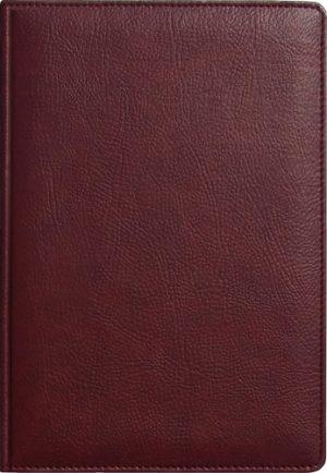 Обложка АМАДЕЙ бордовый