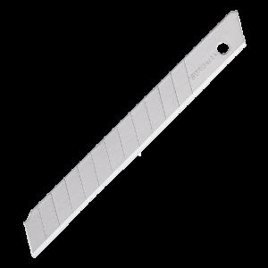 Лезвия сменные 9 мм, 10шт/уп