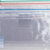 Папка-конверт на молнии А4 прозрачная