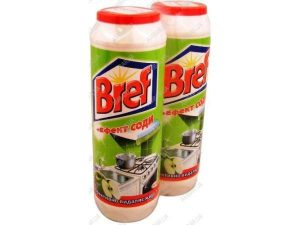 Порошок для чистки BREF сода, 500г
