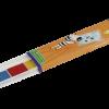 Акварельные краски 6 цветов, картонная упаковка SMART