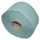 Туалетная бумага d-19см, 1-слойная, цветная