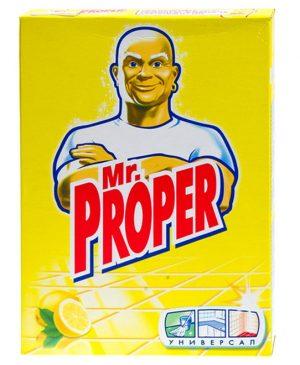 Порошок для чистки mr.PROPER, 400г