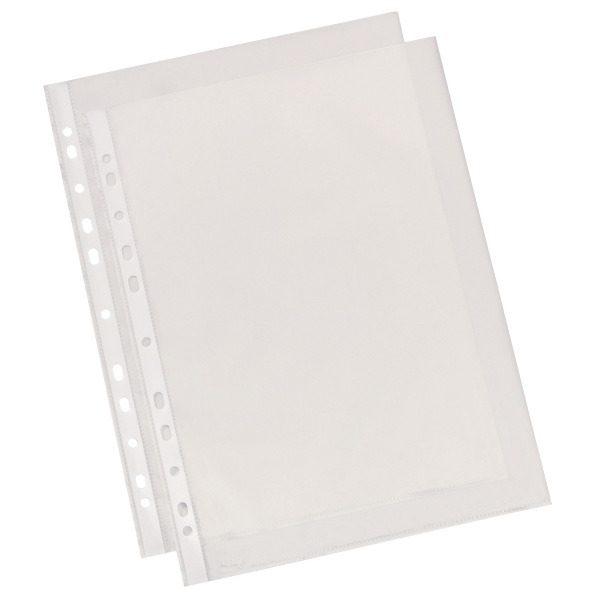 Файл для документов А4, 55мкм, глянцевые , 100шт.