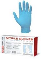 Перчатки нитриловые PRO-2000, 50шт, размер М