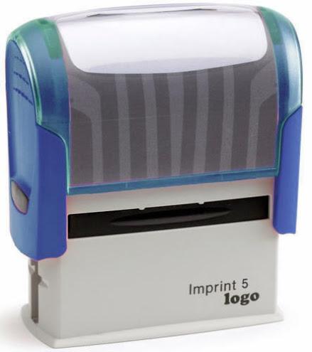 Оснастка для штампа 70х30мм LOGO-5