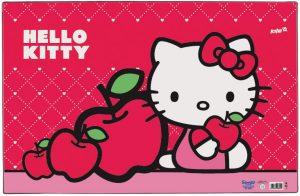 Настольная подложка для письма 60х40см Hello Kitty HK13-212K