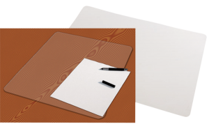 Подкладка для письма 648х509мм прозрачная