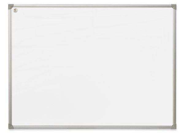 Доска магнитная для маркера ТМ 2х3, белая, в алюминиевой рамке EcoBoards