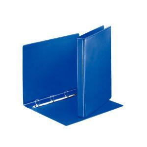 Папка для презентаций ПАНОРАМА Esselte 25мм, 2 внешних кармана, синяя