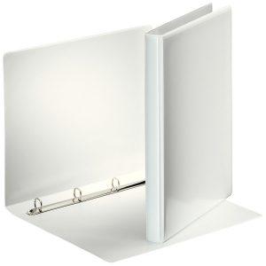 Папка для презентаций ПАНОРАМА Esselte 25мм, 2 внешних кармана, белая