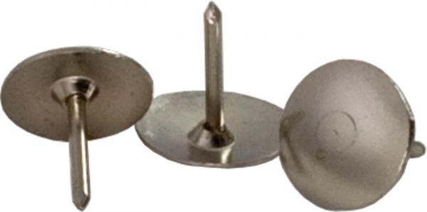 Кнопки никелированные 50шт/уп JOBMAX