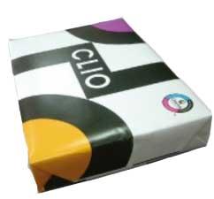 Бумага А4 Clio офисная, белая, класс С, 80г/м, 500лист/пачка