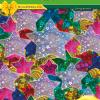 Набор цветного картона  А4, 8 цветов, 8  листов, голографический