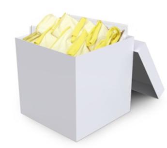 Перчатки для уборки PRO-81228 с напылением, размер M, 30пар